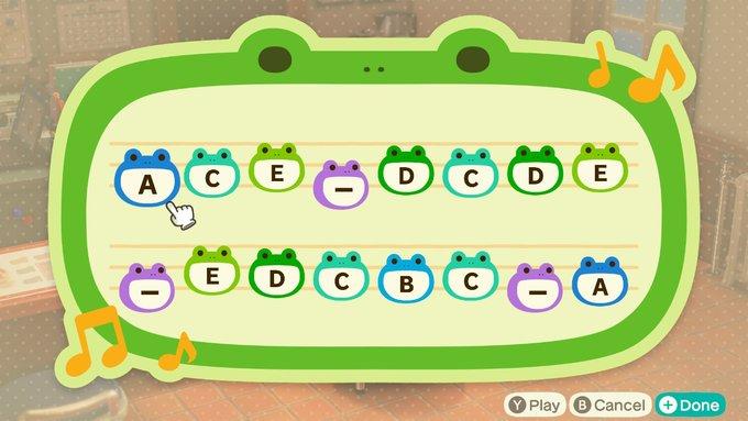 Animal Crossing New Horizons: cómo crear tus propias melodías isleñas 57