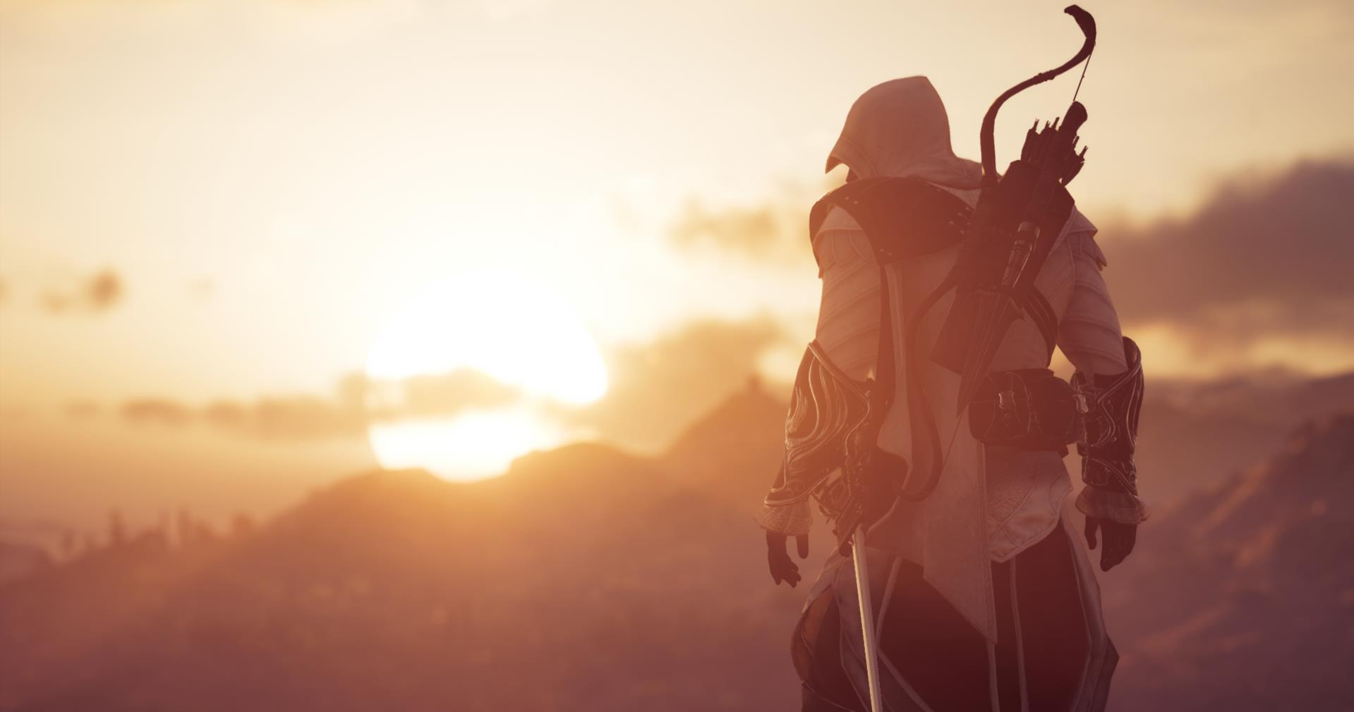 Assassin's Creed: Odyssey recibirá pronto un nuevo set de Ezio 25