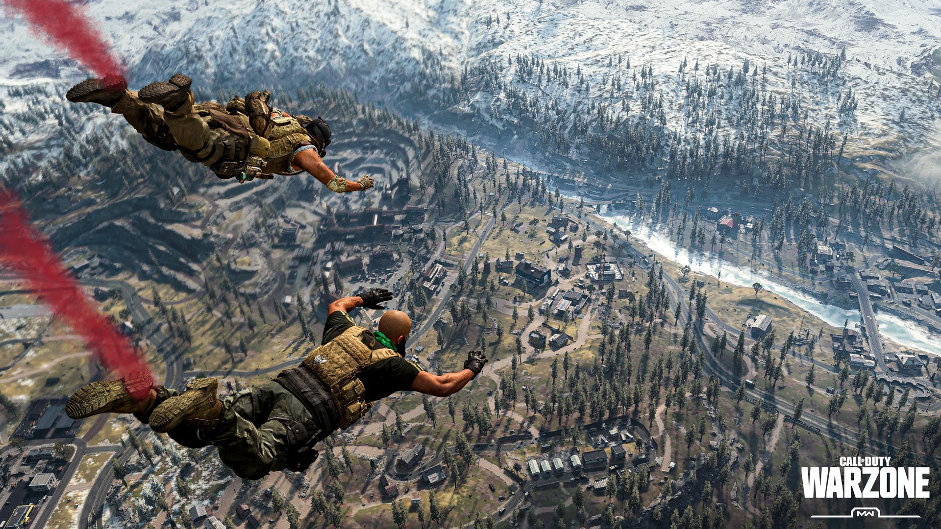 Call of Duty: el sitio oficial de Warzone confirma brevemente a Duos para la tercera temporada 5