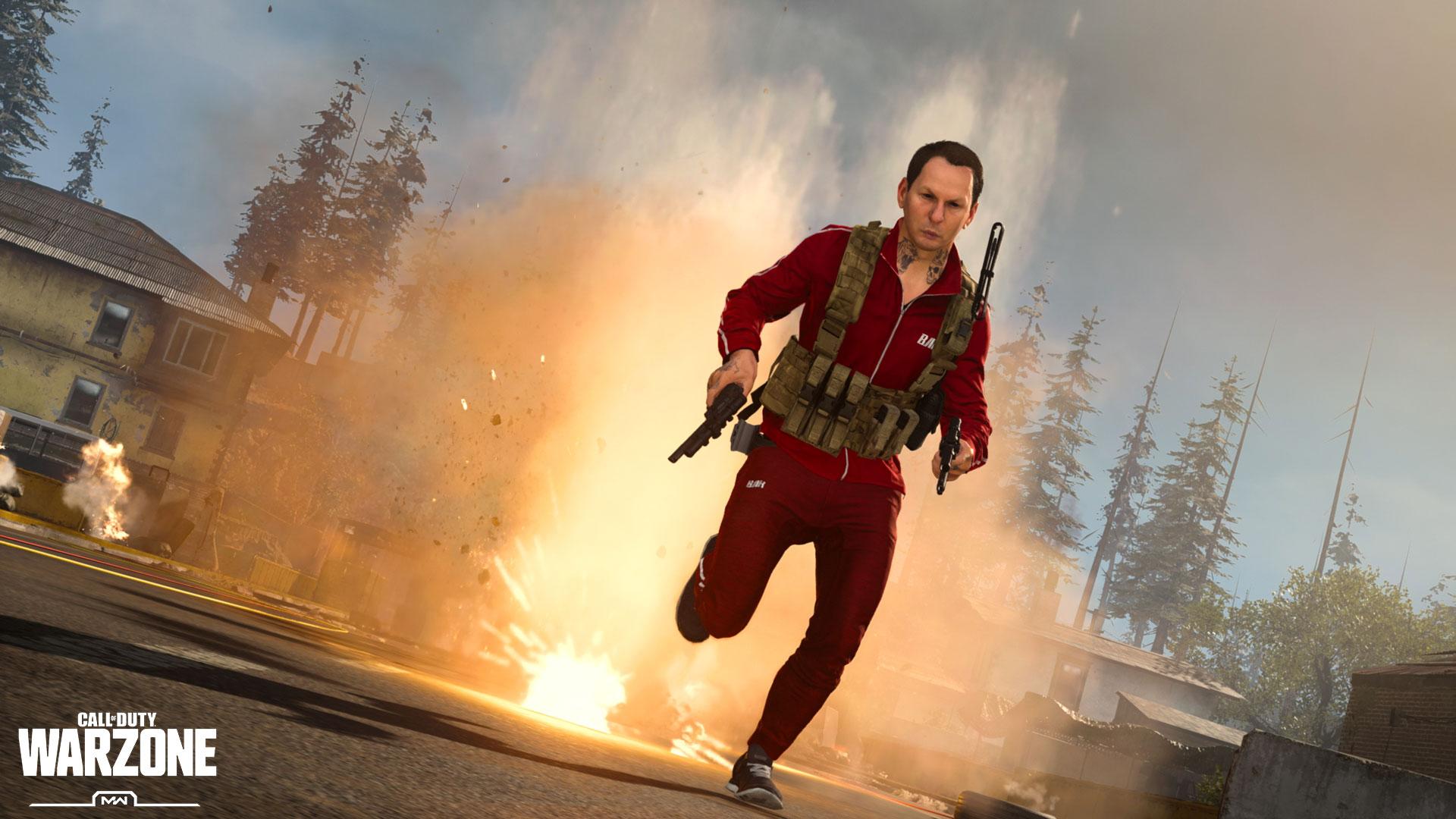 Call of Duty: Warzone parche agrega nuevo modo y armas, aumenta el precio de las caídas de carga 80