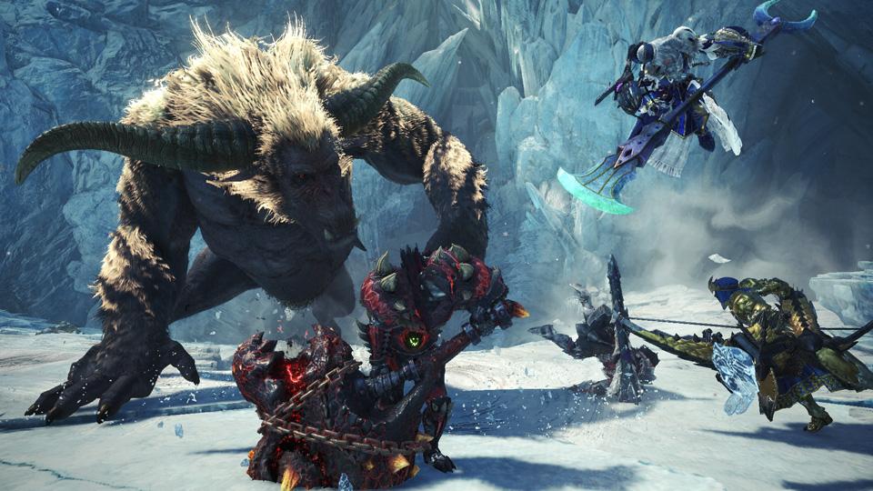 Monster World: Iceborne: el nuevo monstruo Alatreon llegará en mayo, la actualización del título 3 se lanzará la próxima semana 34