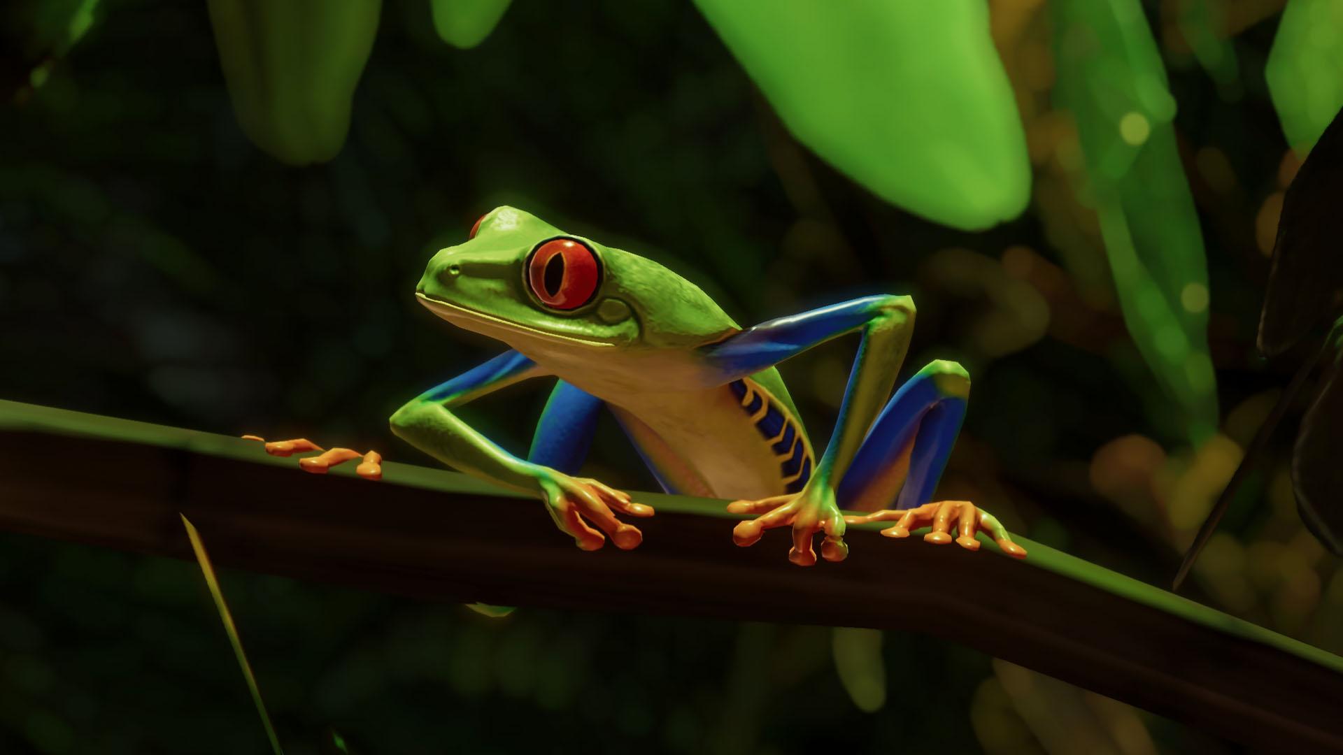 El paquete Sudamérica de Planet Zoo viene con cinco nuevos animales, más de 250 nuevas piezas de paisajes. 51