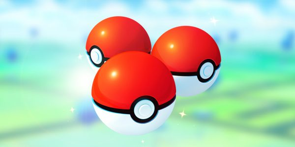 Pokemon Go PokeBalls