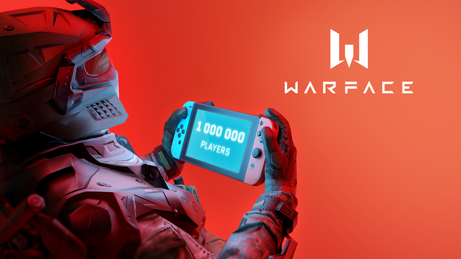 Warface llega a 1 millón de jugadores en Switch en un mes 7