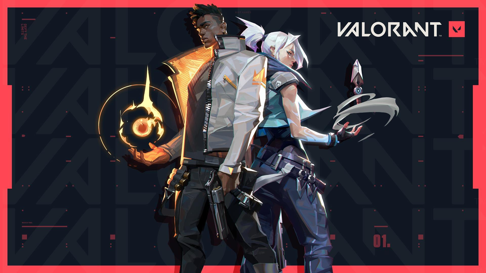 Echa un vistazo a las imágenes de juego del personaje de Valorant Phoenix en el mapa de Haven 4