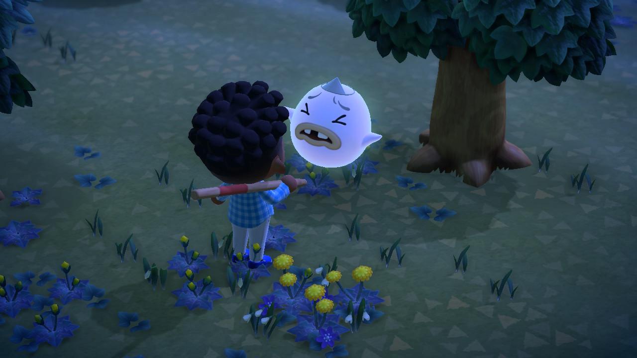 Animal Crossing New Horizons: ayuda a Wisp en la noche para obtener recompensas especiales 1