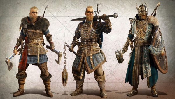 You Can Swap Between Male And Female Eivor At Any Time In Assassin S Creed Valhalla Vg247