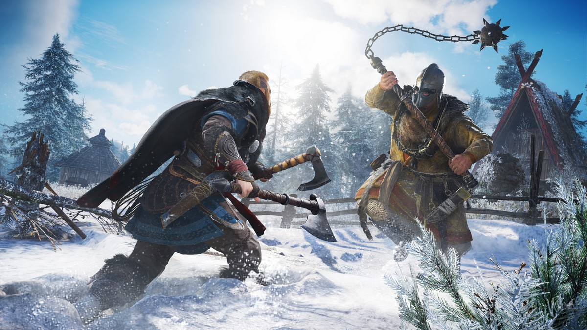 Assassin S Creed Valhalla Release Date Is Officially November 17