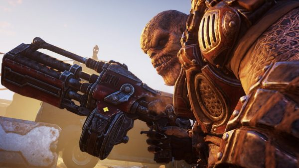 gears tactics reviews round up