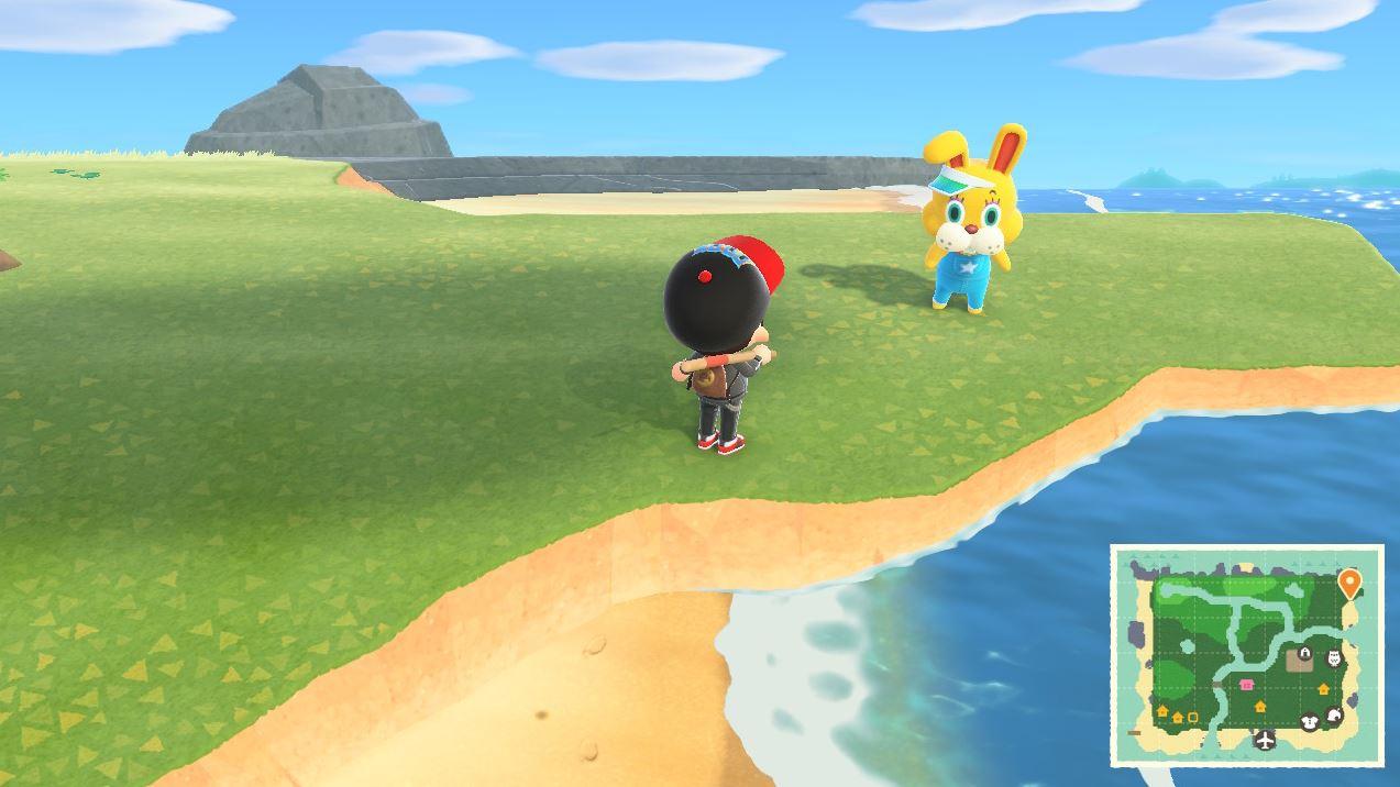 Animal Crossing: New Horizons Bunny Day: todas las ubicaciones de recetas de huevos y bricolaje 13