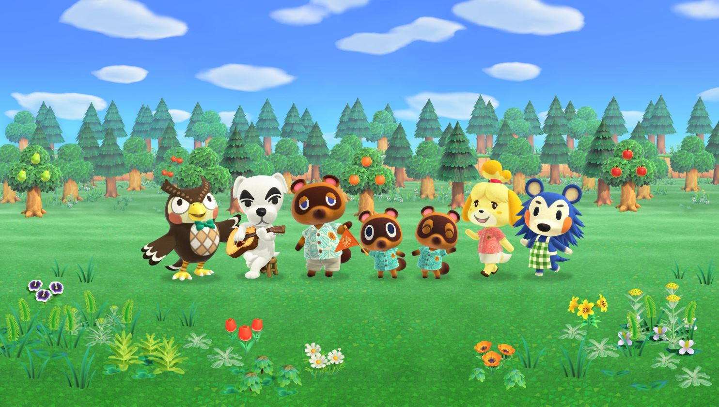 Animal Crossing New Horizons Villagers And Special Villagers List