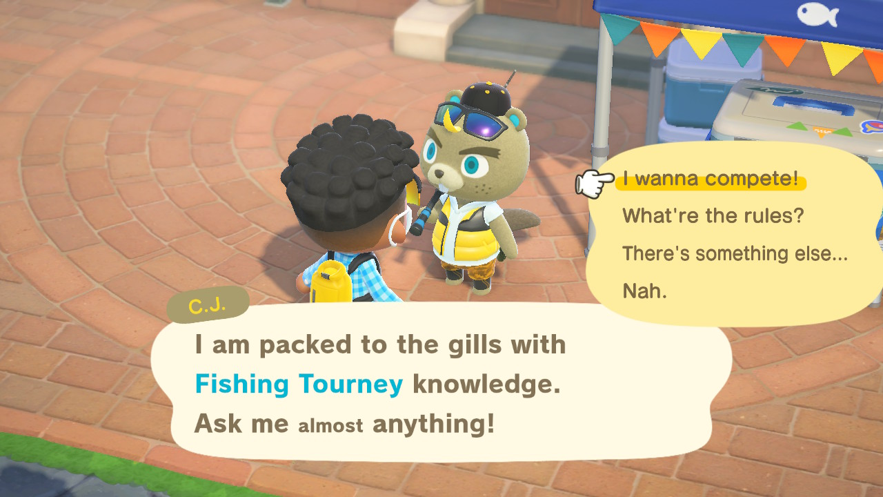 Animal Crossing New Horizons Fishing Tourney: prizes, points and trophies explained - VG247