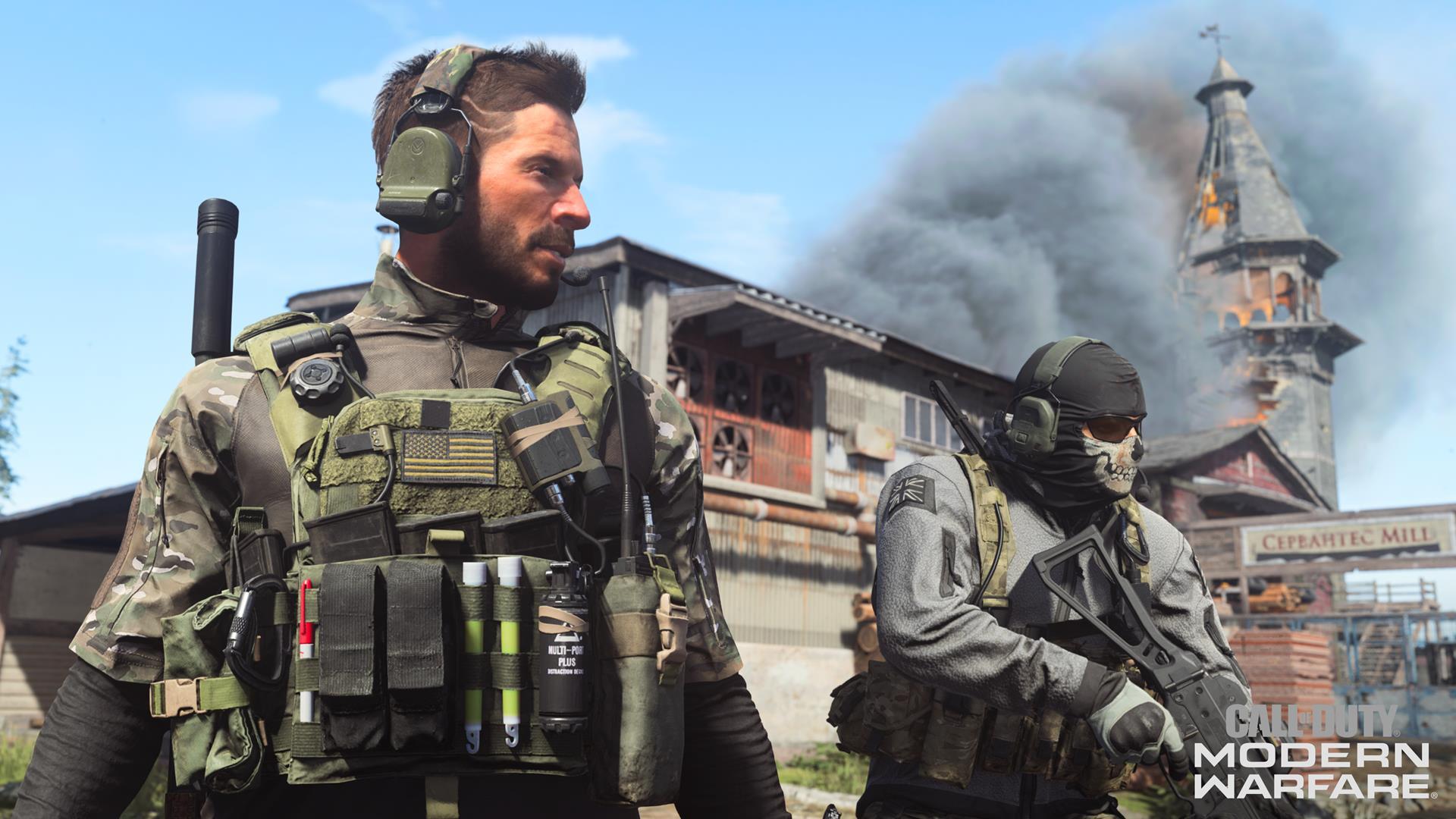 Modern Warfare Cheapens Its Campaign By Resurrecting A Dead Hero