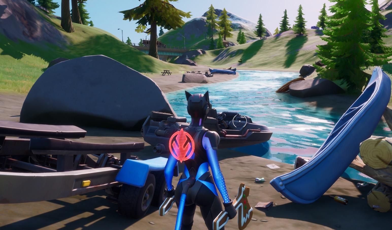 Fortnite: Temporada 2 - Visita The Shark, Rapid's Rest y Gorgeous Gorge 17