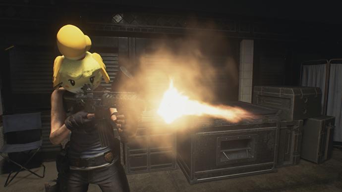 Resident Evil 3 Remake obtiene un mod protagonizado por Isabelle de Animal Crossing, porque por supuesto que sí 5