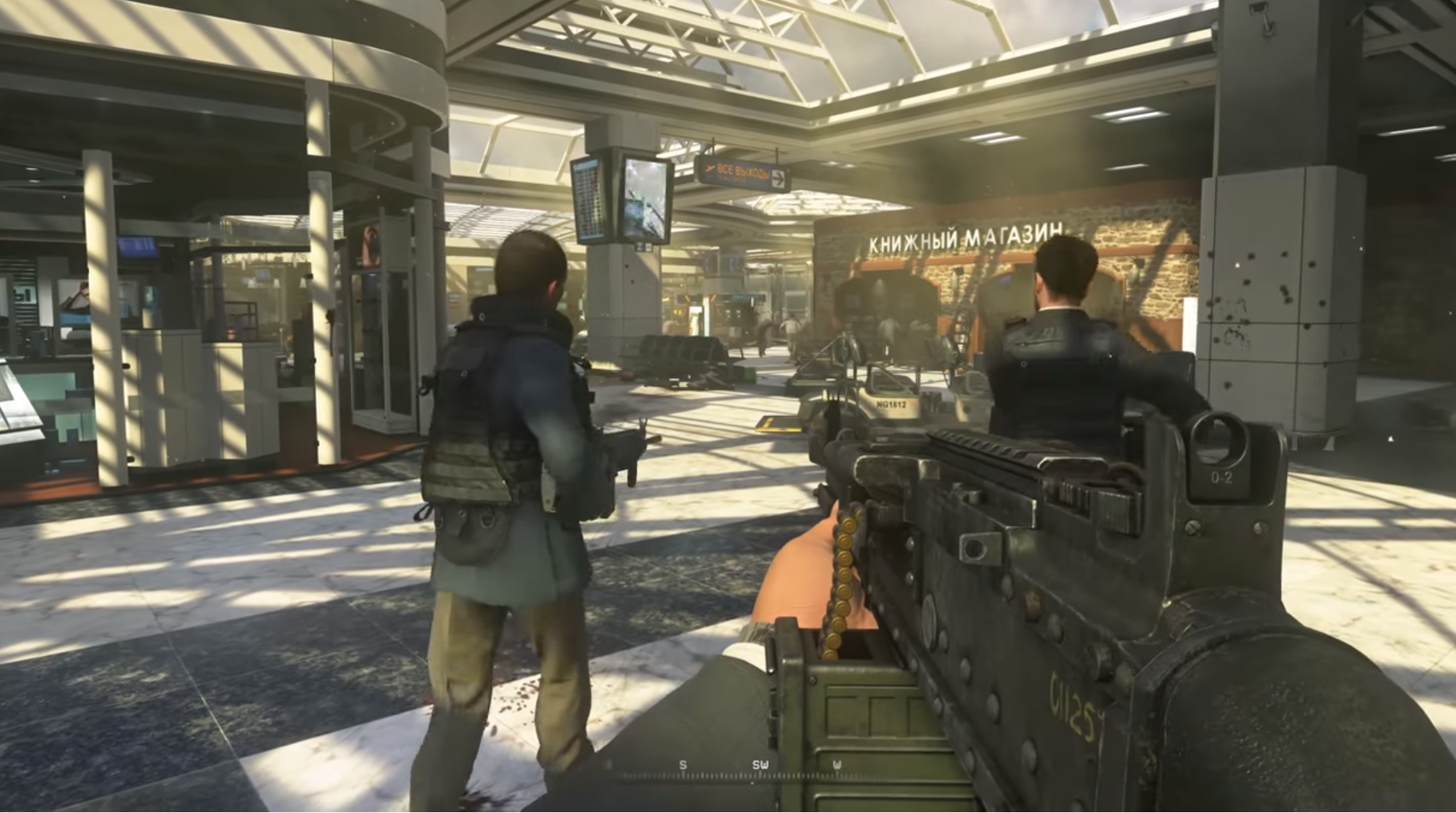 El ataque terrorista de bandera falsa de Modern Warfare 2 resuena por las razones equivocadas en 2020 5