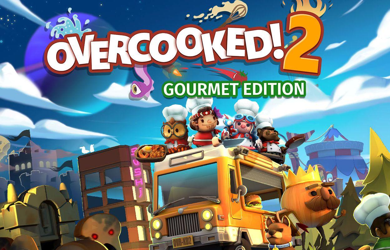 Gourmet Edition lanzada para consolas, contiene todos los DLC 17