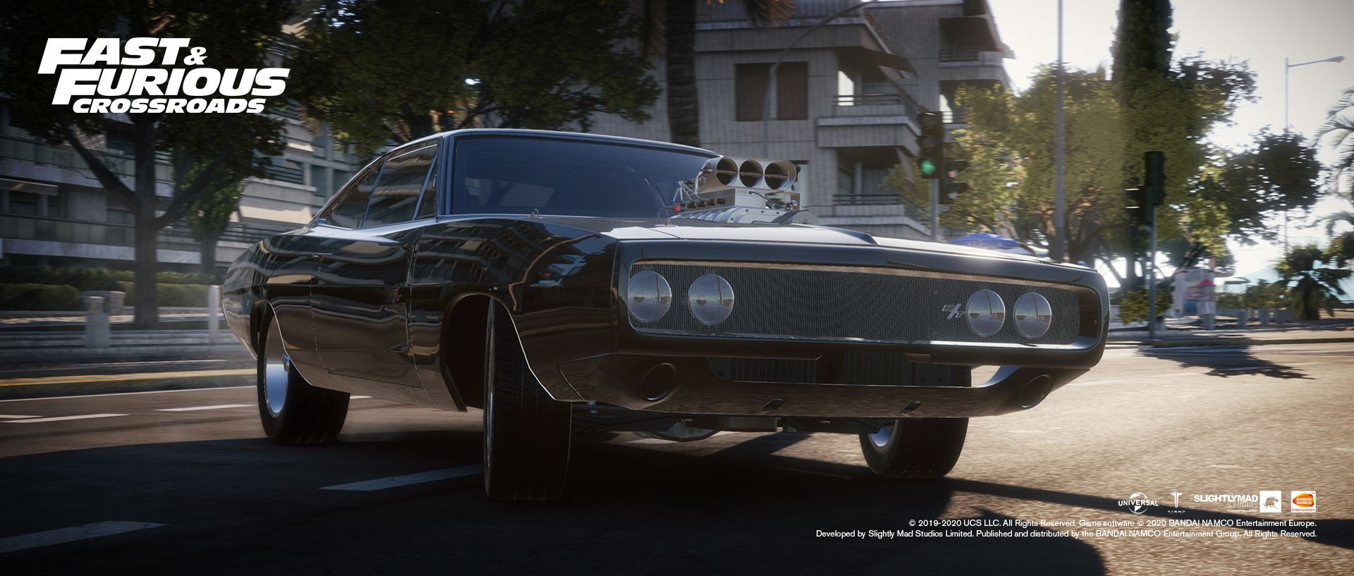 Fast & Furious Crossroads out in August, check out the new gameplay trailer