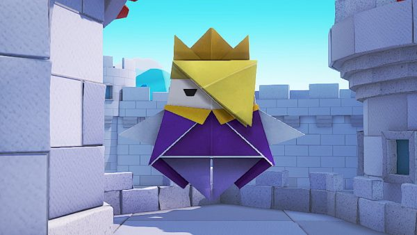 Mario Paper: King of Origami
