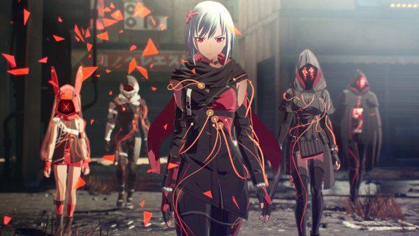 Scarlet Nexus review header