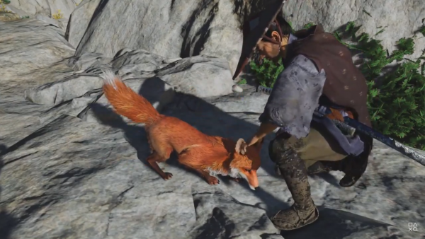 ghost of tsushima foxes