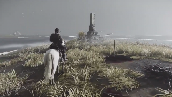 The ghost of horse adventure
