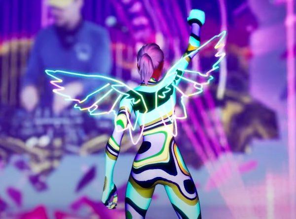 """fortnite """"width ="""" 600 """"height ="""" 443 """"srcset ="""" https://assets.vg247.com/current/2020/05/fortnite-neon-wings-600x443.jpg 600w, https: //assets.vg247. com / current / 2020/05 / fortnite-neon-wings-156x115.jpg 156w, https://assets.vg247.com/current/2020/05/fortnite-neon-wings-768x567.jpg 768w, https: // assets.vg247.com/current/2020/05/fortnite-neon-wings-176x130.jpg 176w, https://assets.vg247.com/current/2020/05/fortnite-neon-wings.jpg 1023w """"tailles = """"(largeur max: 600px) 100vw, 600px"""" /></p> <p>Le rapport confirme également que le concept d'un métaverse dans le paysage des médias numériques est un point d'intérêt que Lego Ventures est particulièrement désireux d'explorer.</p> <p>""""Nous voyons Fortnite prendre un assez bon coup pour créer le premier métaverse crédible, où les gens peuvent jouer et regarder et partager et socialiser ensemble"""", a déclaré Lowe lors du Gamesindustry.biz Investment Summit Online la semaine dernière.</p> <p>""""Il y en aura d'autres, et cette idée d'une plate-forme sociale hybride, d'une plate-forme de jeu, d'une plate-forme créative, est quelque chose que nous souhaitons vivement impliquer par le biais d'investissements, de partenariats.""""</p> <p>Vous pouvez regarder l'intégralité du Sommet de l'investissement gamesindustry.biz en ligne dans la vidéo intégrée ci-dessous.</p> <p><iframe width="""