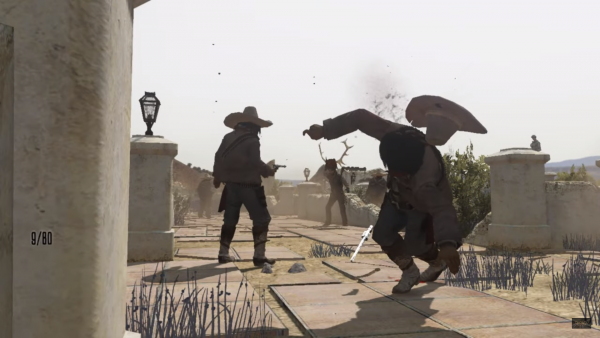 red dead redemption photo mode