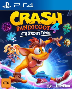 crash 4 leaked cover 1 Prichádza nový Crash Bandicoot 4