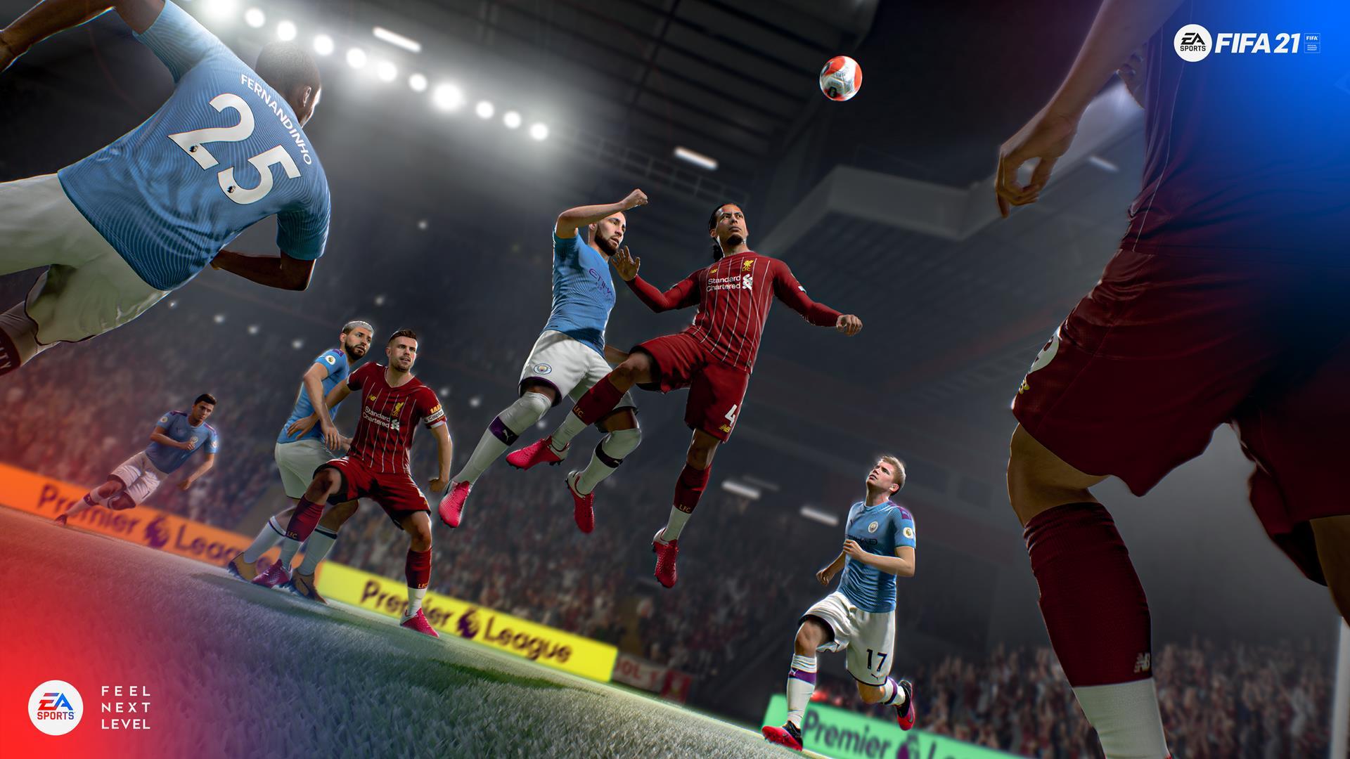 Not all FIFA 21 progress will transfer from current-gen to next-gen thumbnail