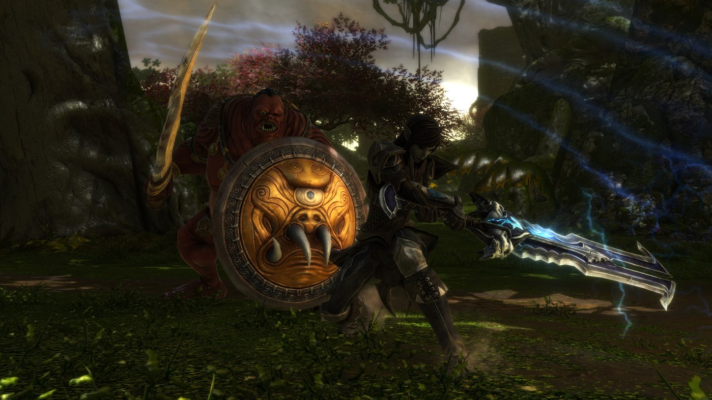 Kingdoms of Amalur: Re-Reckoning video details the Might path thumbnail