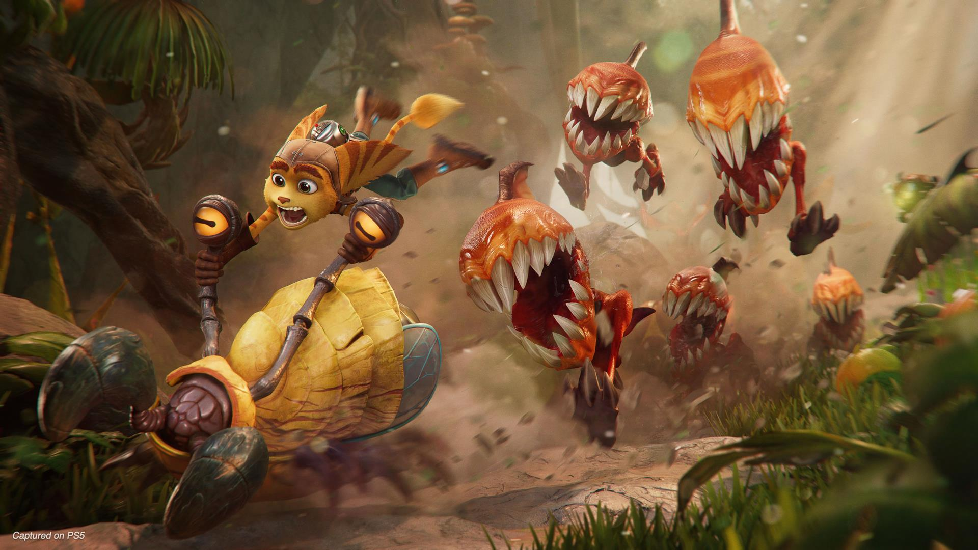 Ratchet Clank Rift Apart Announced For Ps5 Vg247