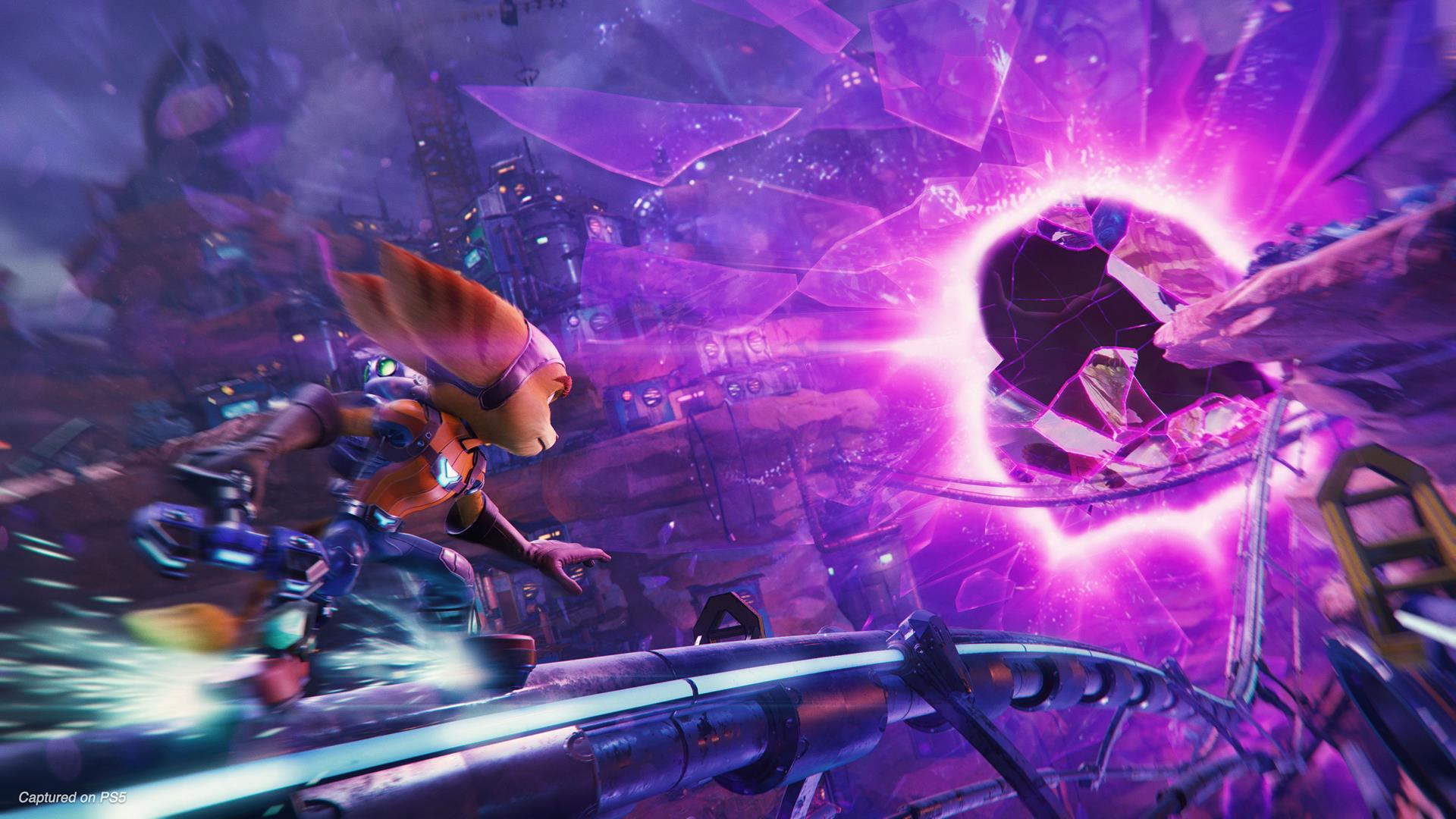 Ratchet & Clank: Rift Apart announced for PS5 - VG247
