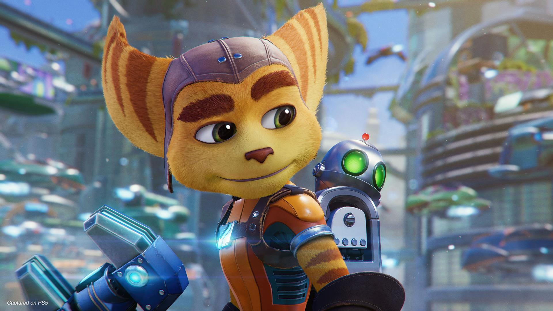 Ratchet & Clank: Rift Apart – watch 7 minutes of PS5 gameplay here thumbnail