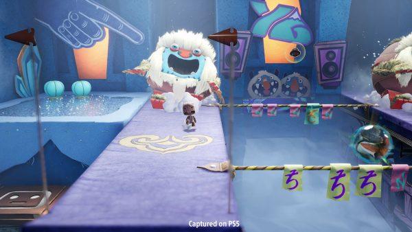 Sackboy A Big Adventure screenshot PS5.