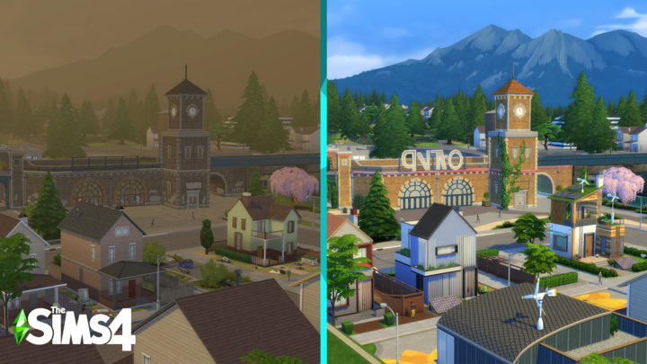 The Sims 4 Eco Lifestyle Review It S Trash But In A Good Way