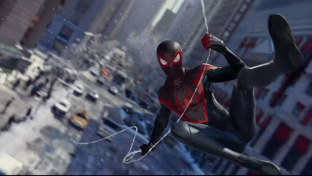 Spider-Man: Miles Morales releases Holiday 2020 on PS5 - VG247
