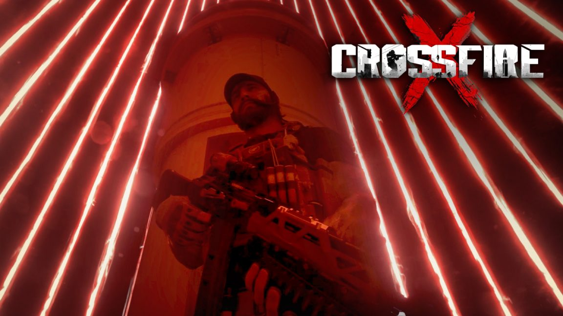 Crossfire X doesn't feel like a Remedy game