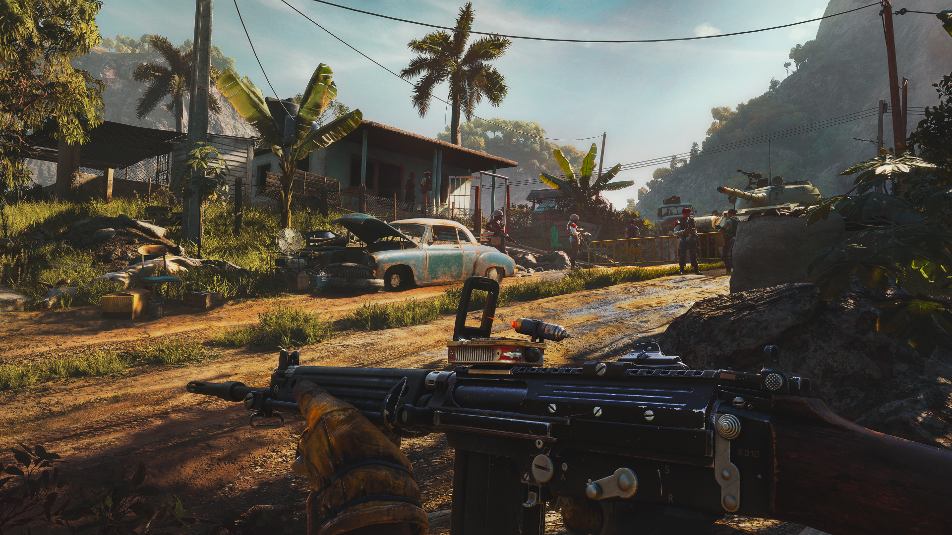 Far Cry 6 Lets You Recruit A Sausage Dog Called Chorizo Here S The Trailer And Some Screens Vg247