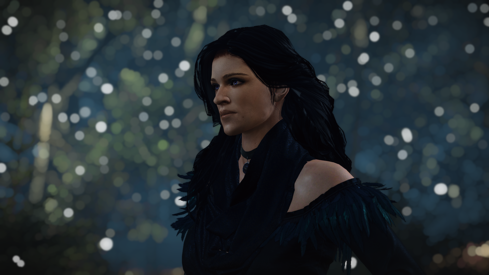 These Mods Bring Netflix S Yennefer And Triss To The Witcher 3 Vg247