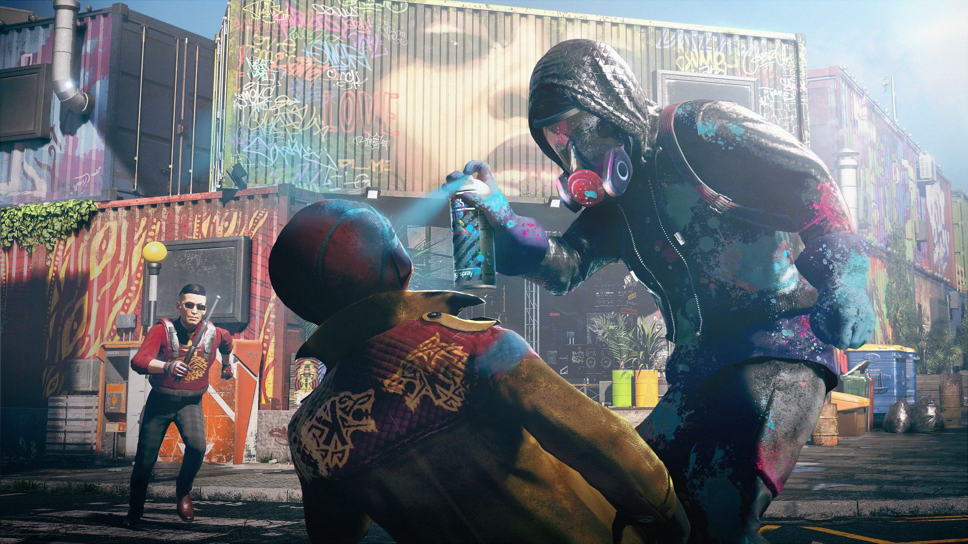 Watch Dogs Legion runs at 4K and 30fps with ray-tracing on Xbox Series X and PS5 thumbnail