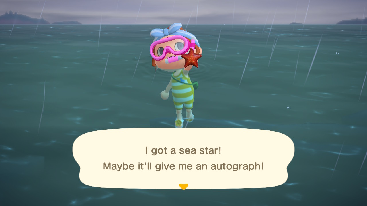 Animal Crossing: New Horizons Sea Creature prices - when and where to find every Sea Creature - VG247