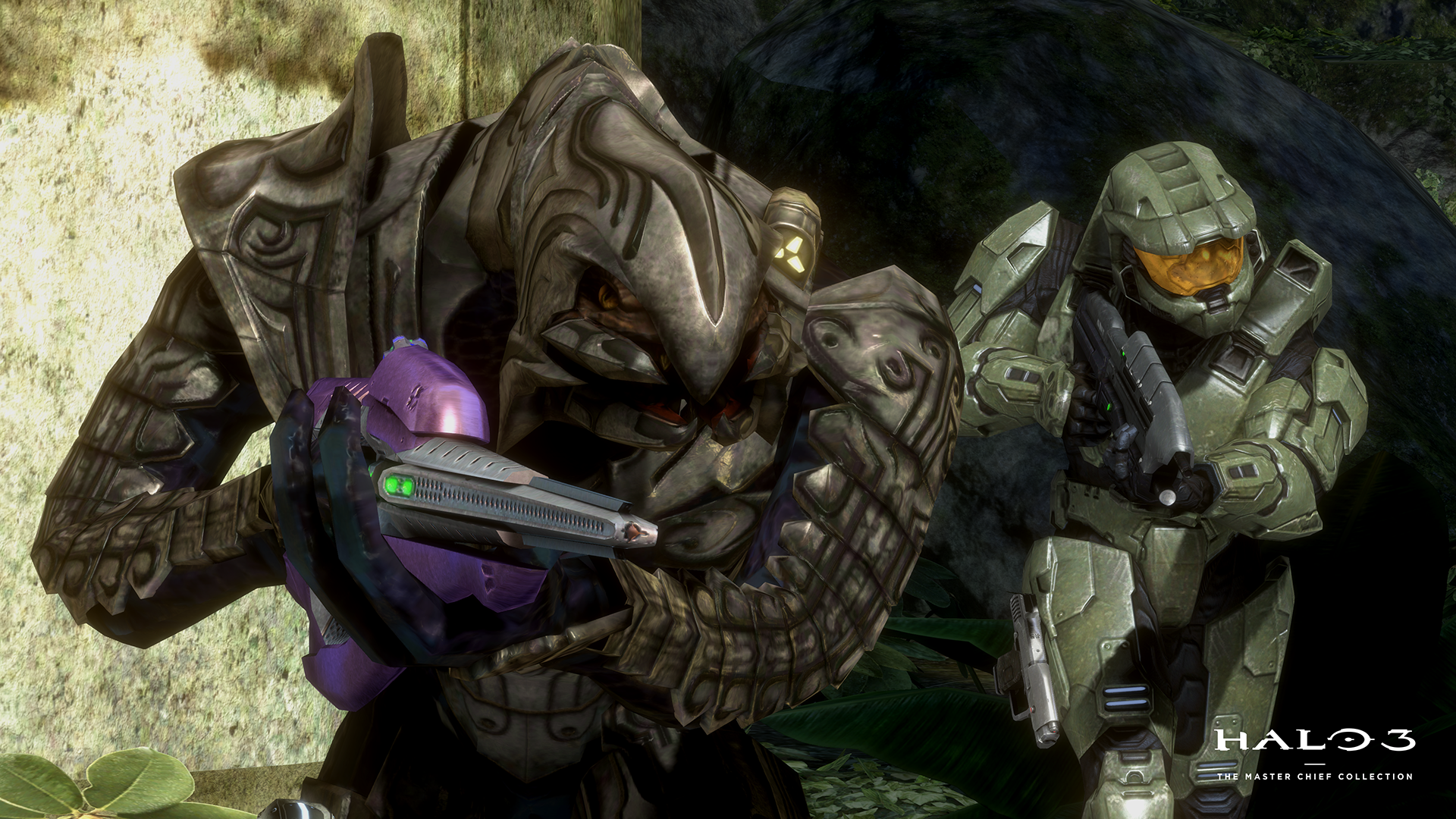Halo 3 in Master Chief Collection PC is a reminder that it remains the game  Infinite must surpass - VG247
