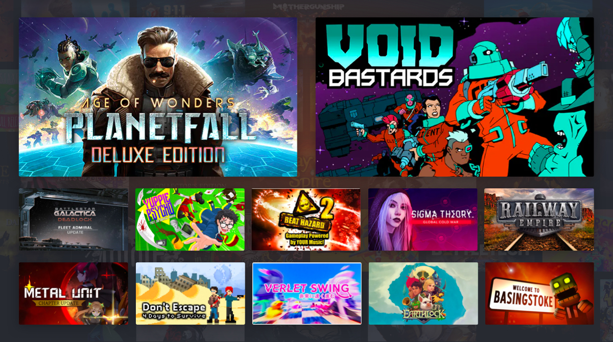 Get a Humble Choice subscription for 40% off through July - VG247