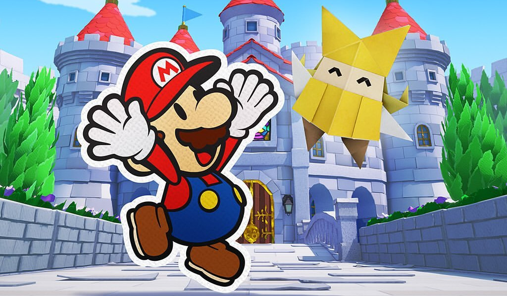 Paper Mario The Origami King Review A Perfectly Cheerful Game