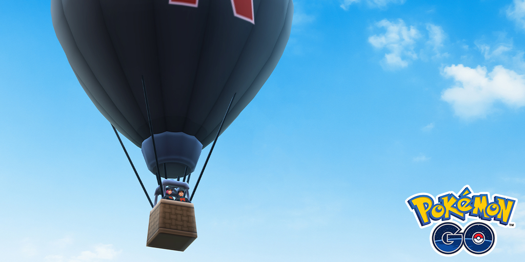 Rocket Hot Air Balloons Have Invaded