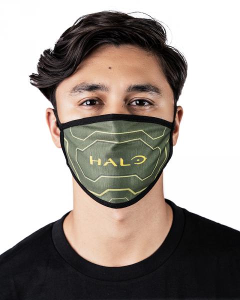 Halo face mask