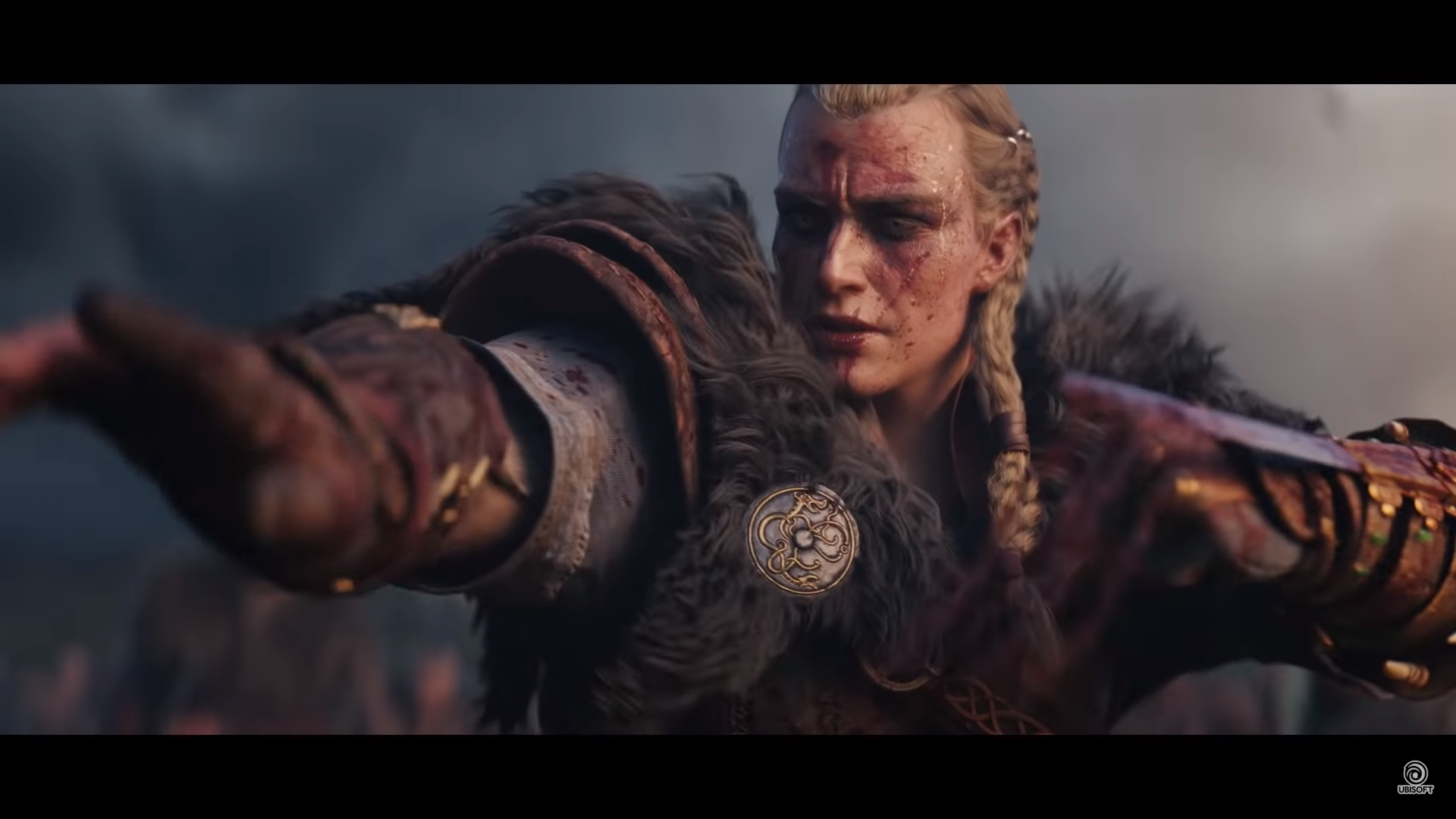 New Assassin S Creed Valhalla Trailer Gives Us A Closer Look At Female Eivor And The Hidden Blade Vg247