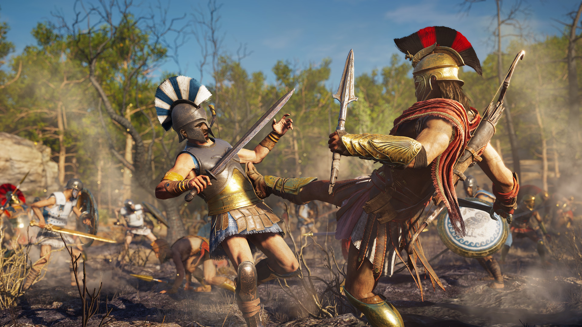 Assassin's Creed Odyssey Gold Edition is now just $20 on Xbox One thumbnail
