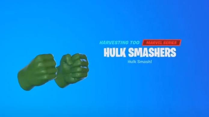 Fortnite: How to get the Hulk Smashers Pickaxe thumbnail